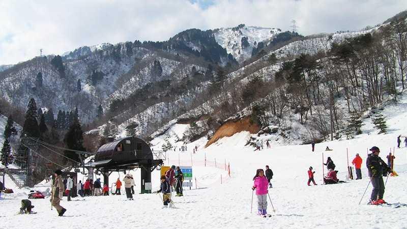 国境高原スノーパーク