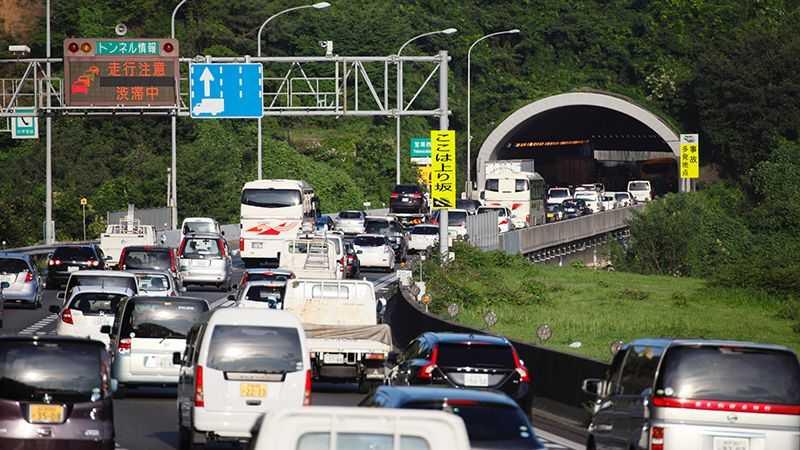 関越道 渋滞
