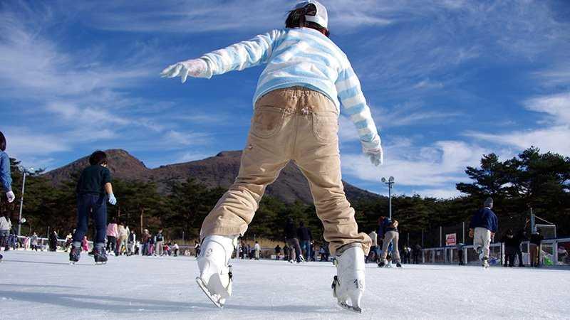 アイススケートイメージ