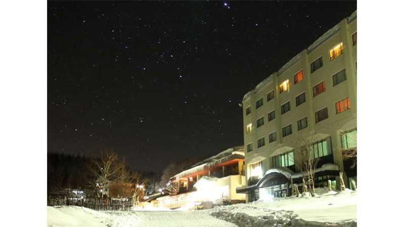 水上高原・奥利根温泉 ホテルサンバード
