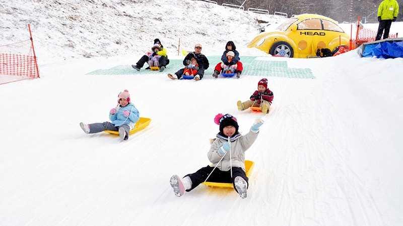 佐久スキーガーデンパラダ キッズランド