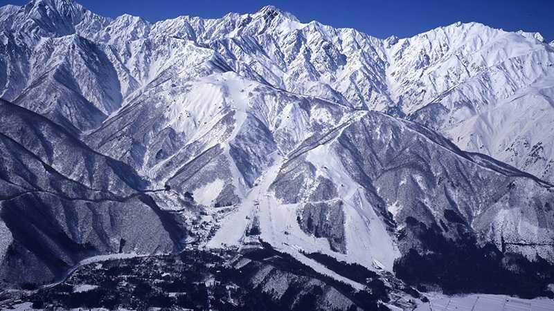 スノボツアー白馬五竜&hakuba47スキー場