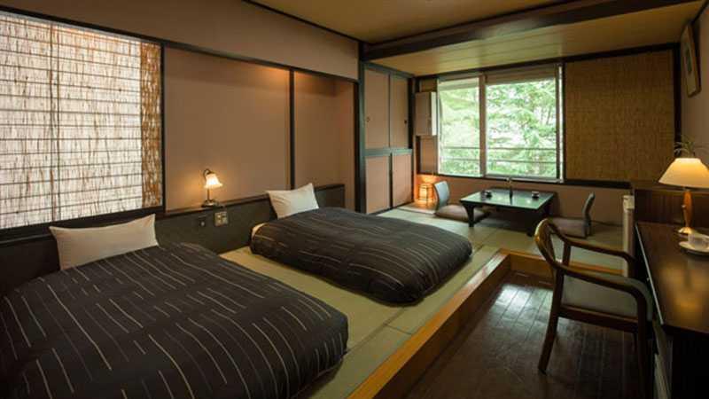 ホテルルーセントタカミヤ 客室一例