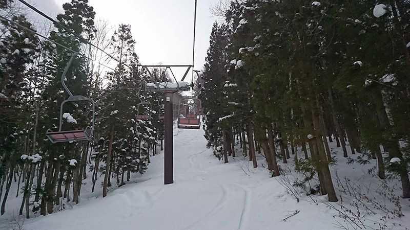 有名スキー場を攻略せよ! 水上編 水上宝台樹スキー場 初中級者編