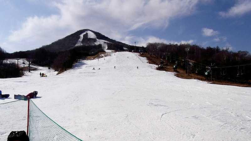 鹿沢スノーエリア