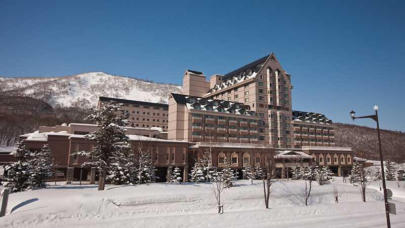北海道スキー キロロ・トリビュート 外観