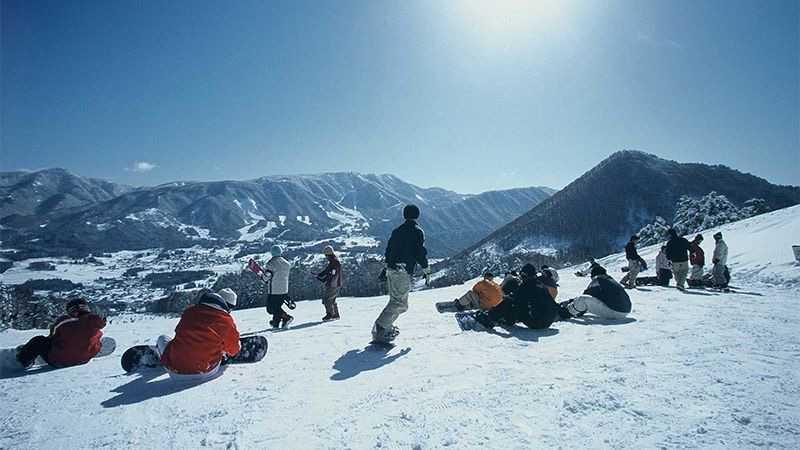 X-JAM高井富士&やまびこの丘スキー場