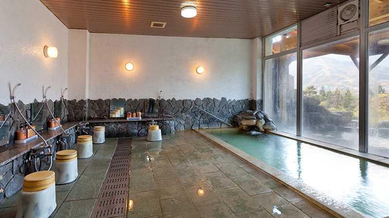 白馬ハイランド_大浴場