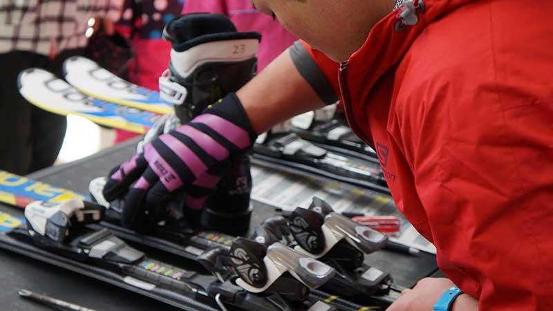 岩原スキー場レンタル画像②