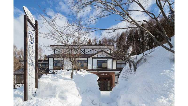 ロッヂ上の原山の家