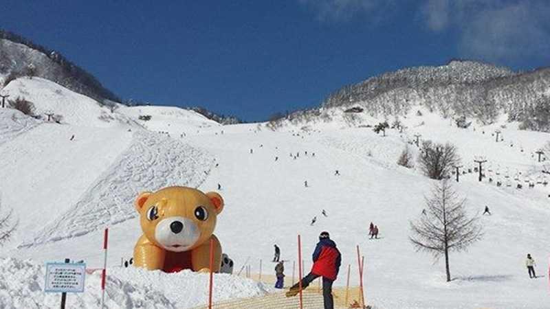 おじろスキー場