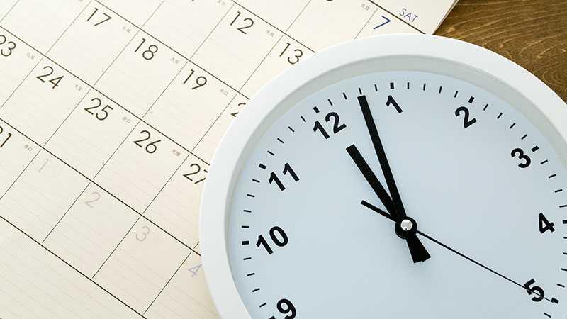 時間 イメージ