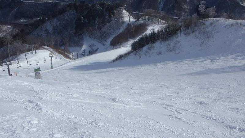有名スキー場を攻略せよ! 苗場編 苗場 上級者編