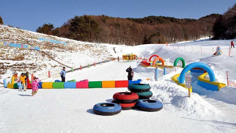 キッズパーク佐久スキーガーデンパラダ①