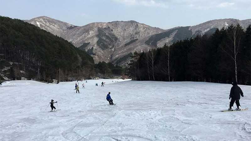 恐羅漢スノーパーク