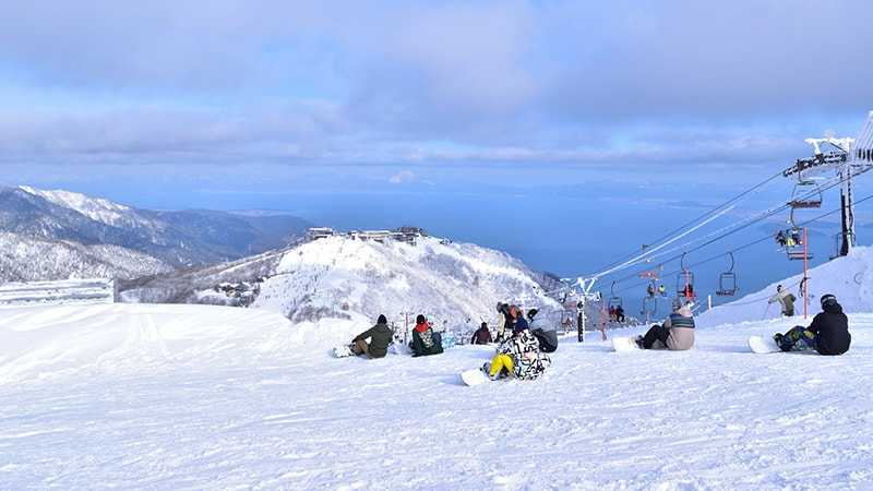 びわ湖バレイスキー場