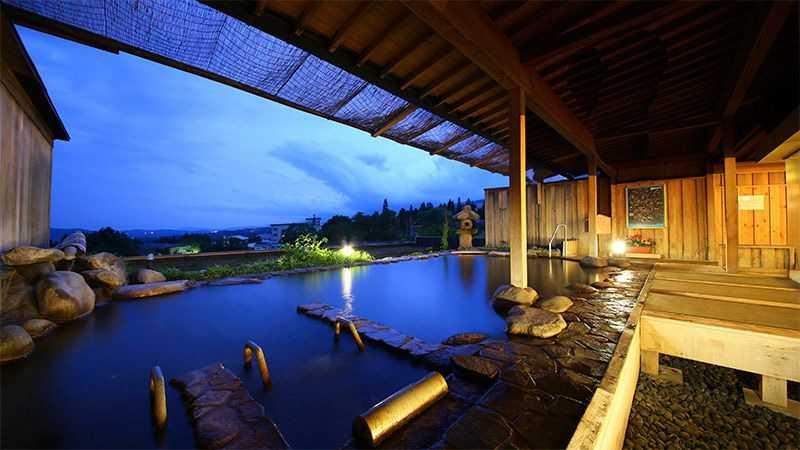 ホテル太閤_大浴場