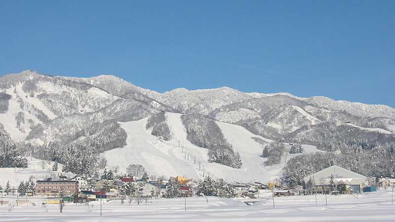 スノボツアー戸狩温泉スキー場