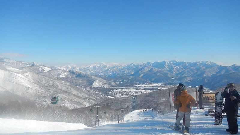 有名スキー場を攻略せよ! 長野 白馬編 白馬47 上級者編