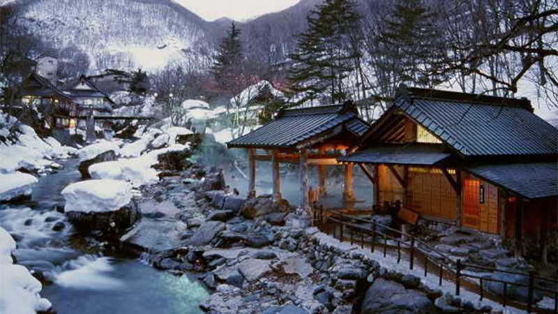 宝川山荘 温泉