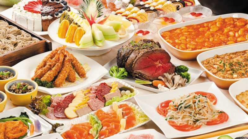 苗場プリンスホテル 料理