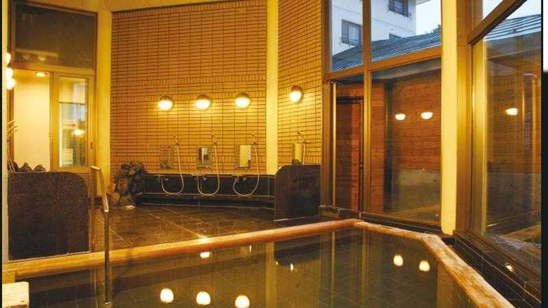 スノボツアーオークフォレスト 風呂