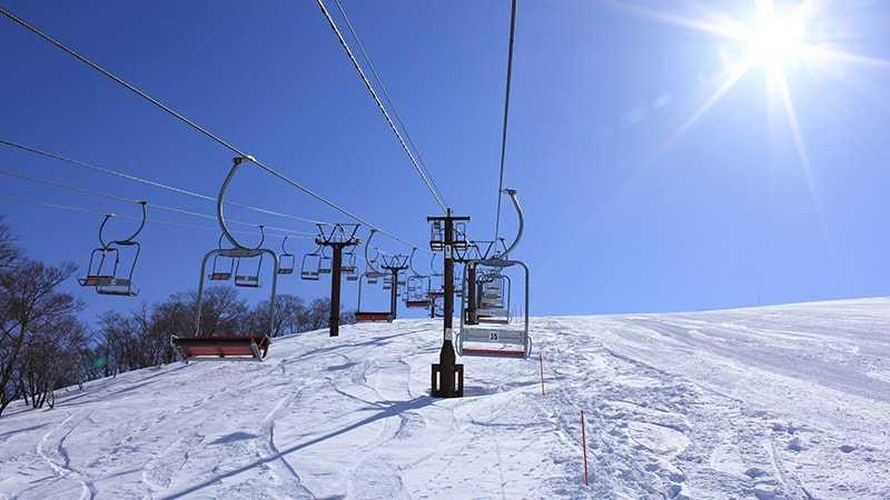 谷川岳スキー場