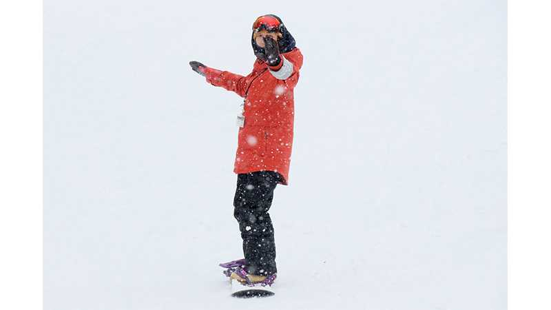 1日のスクールで習得できた!スノーボードのターンの仕方を解説