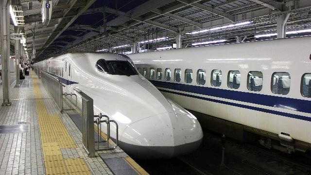 比較 新幹線