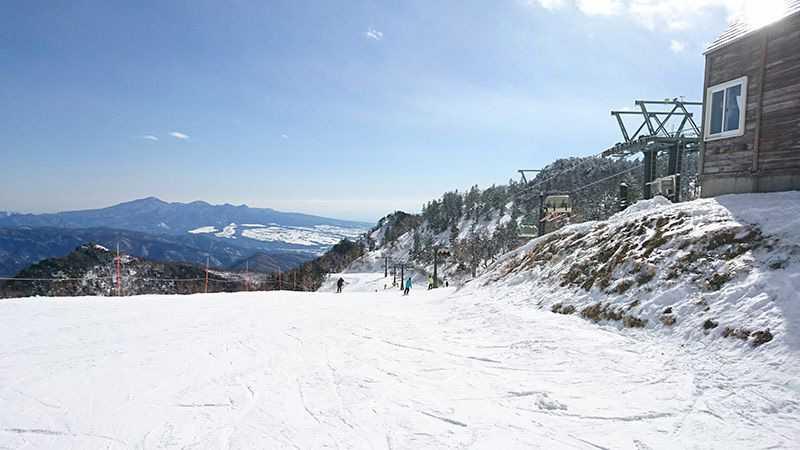川場 スキー 場 駐 車場