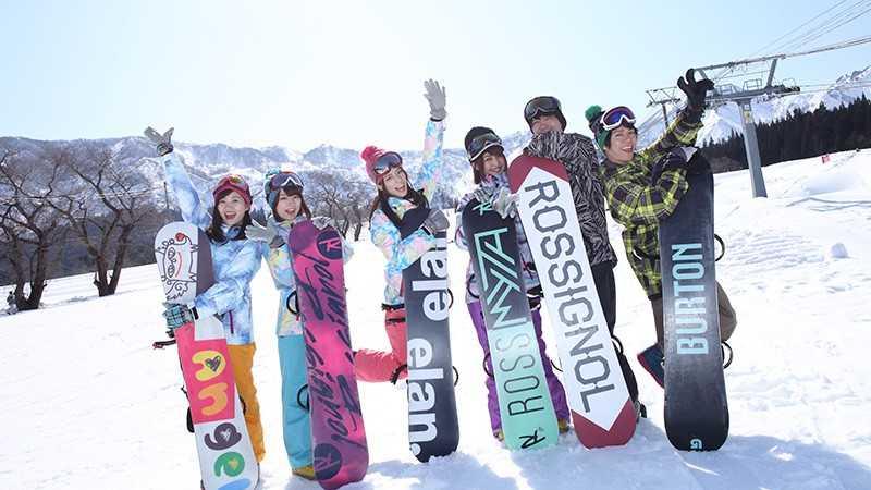 スキースノボイメージ