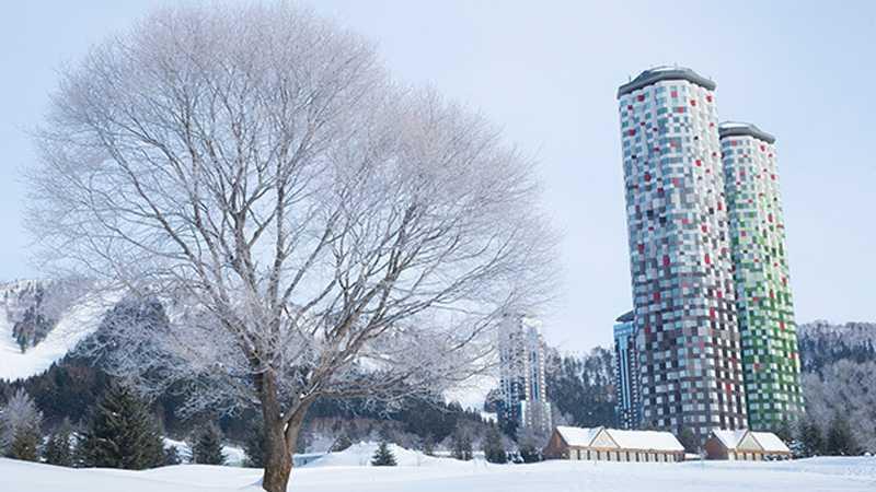 トマムザ・タワー 星野リゾートトマム