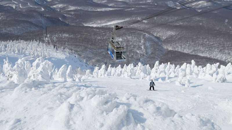 八甲田スキー場