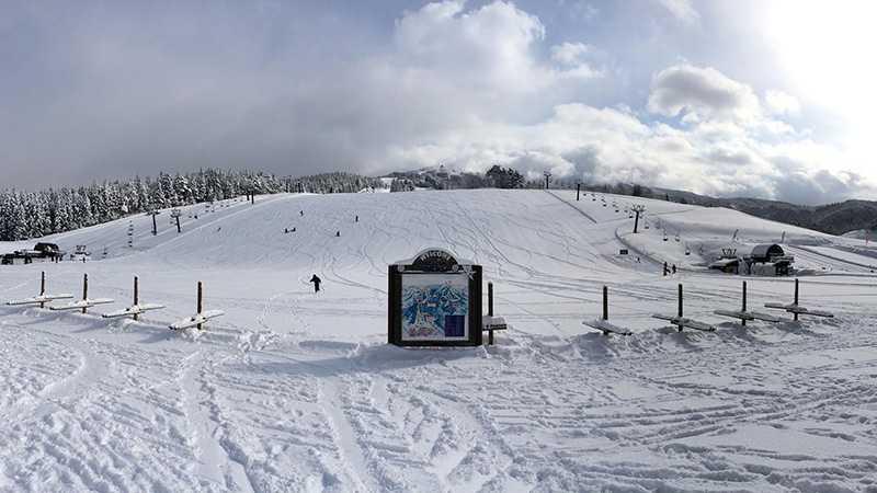 スノボツアースキージャム勝山