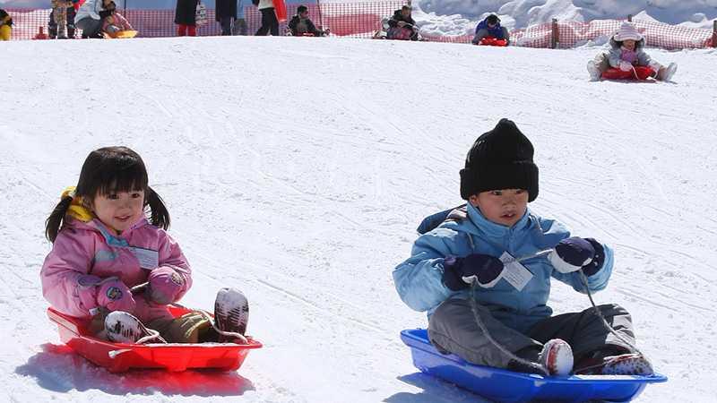 キッズパークふじてんスノーリゾート②