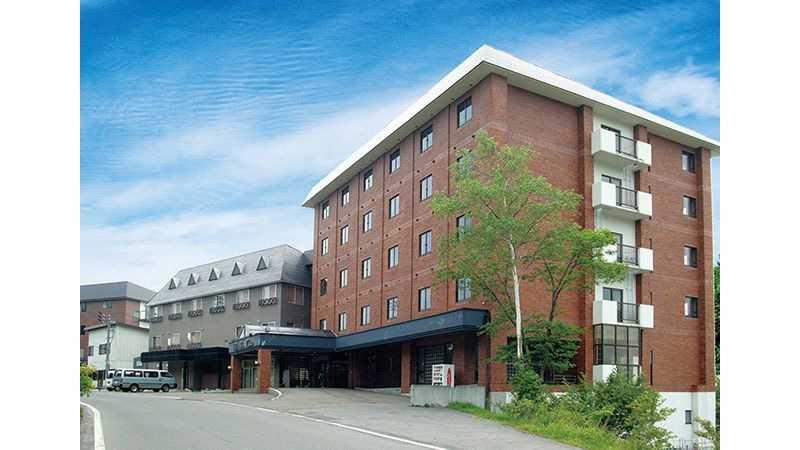 ホテルシルクイン斑尾_外観