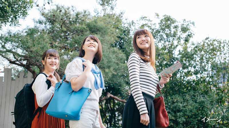 女子旅 イメージ