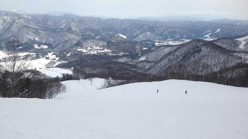 有名スキー場を攻略せよ! 長野 白馬編 つがいけ高原 上級者編