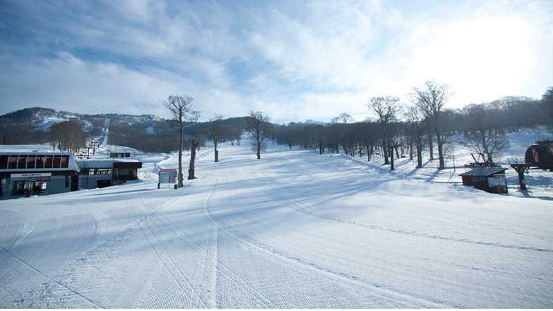 スノボツアー たんばらスキーパーク