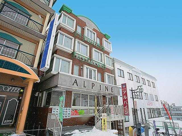 ホテルアルパイン 岩原スキー場