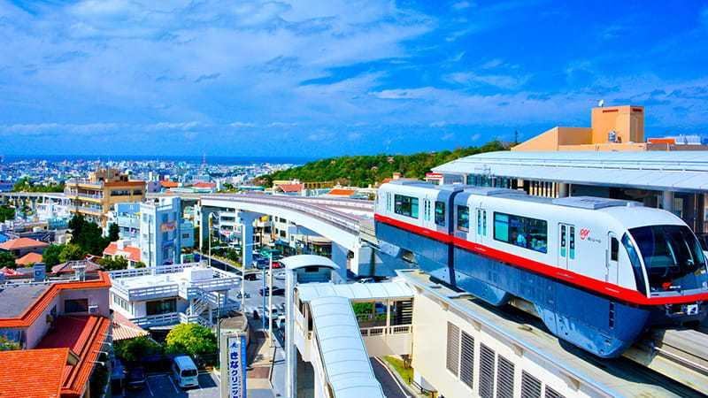 Image result for 沖縄モノレール